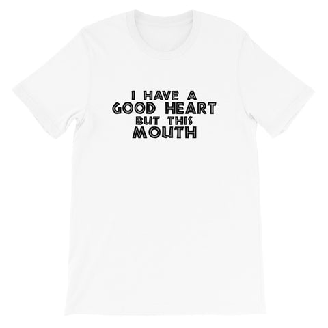 Image of But This Mouth Short-Sleeve Unisex T-Shirt
