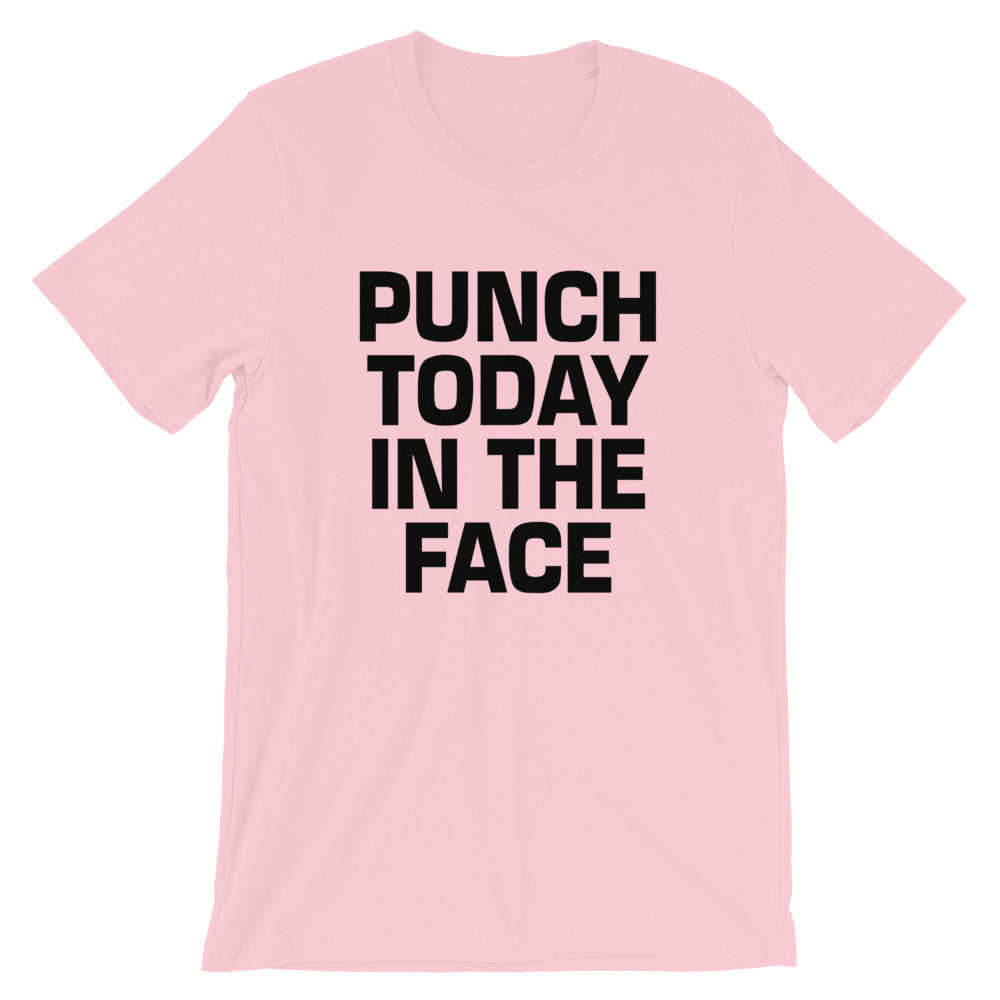 Punch Today Short-Sleeve Unisex T-Shirt