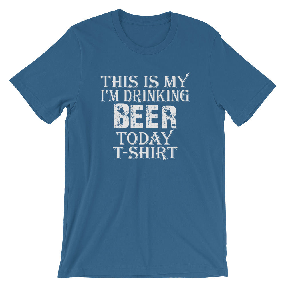 Beer Today Short-Sleeve Women T-Shirt