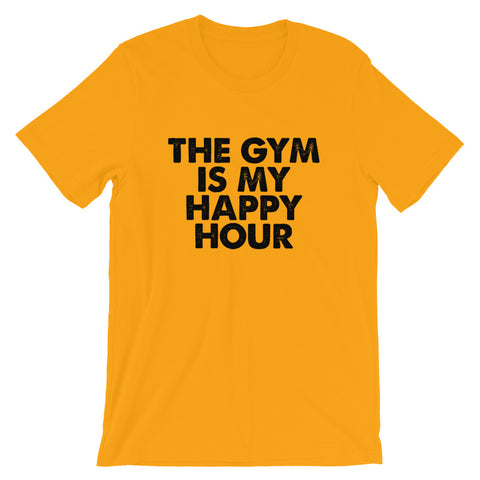 Image of Gym Happy Hour Short-Sleeve Women T-Shirt