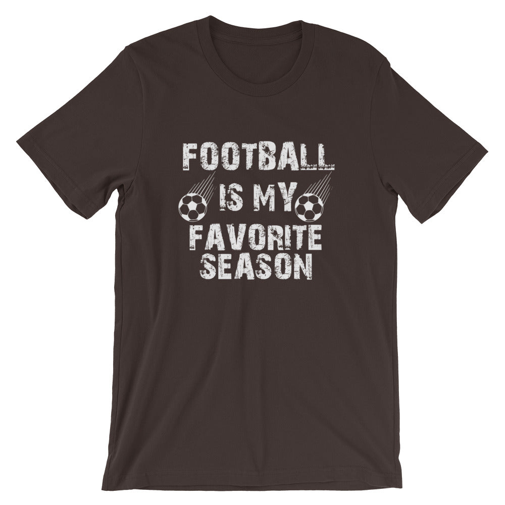 Football Season Short-Sleeve Unisex T-Shirt