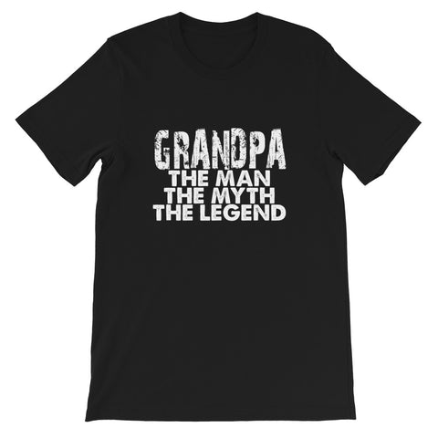 Image of Grandpa Short-Sleeve Women T-Shirt