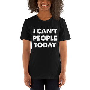 People Today Short-Sleeve Women T-Shirt