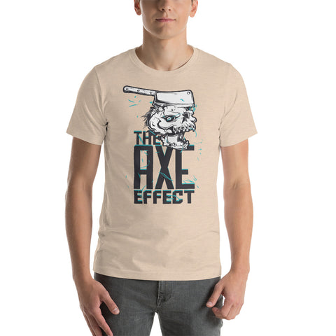 Image of The Axe Effect Short-Sleeve Unisex T-Shirt