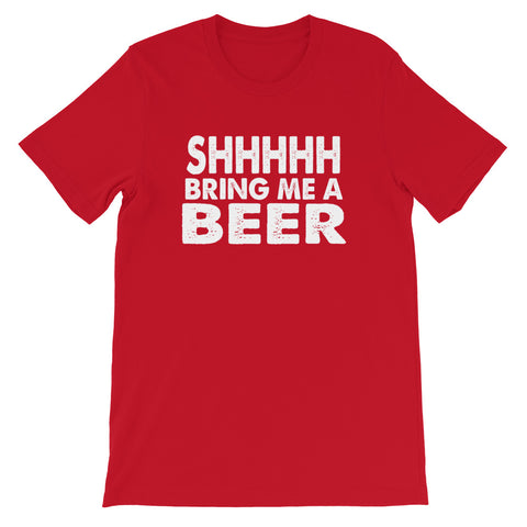 Image of Bring Me A Beer Short-Sleeve Unisex T-Shirt