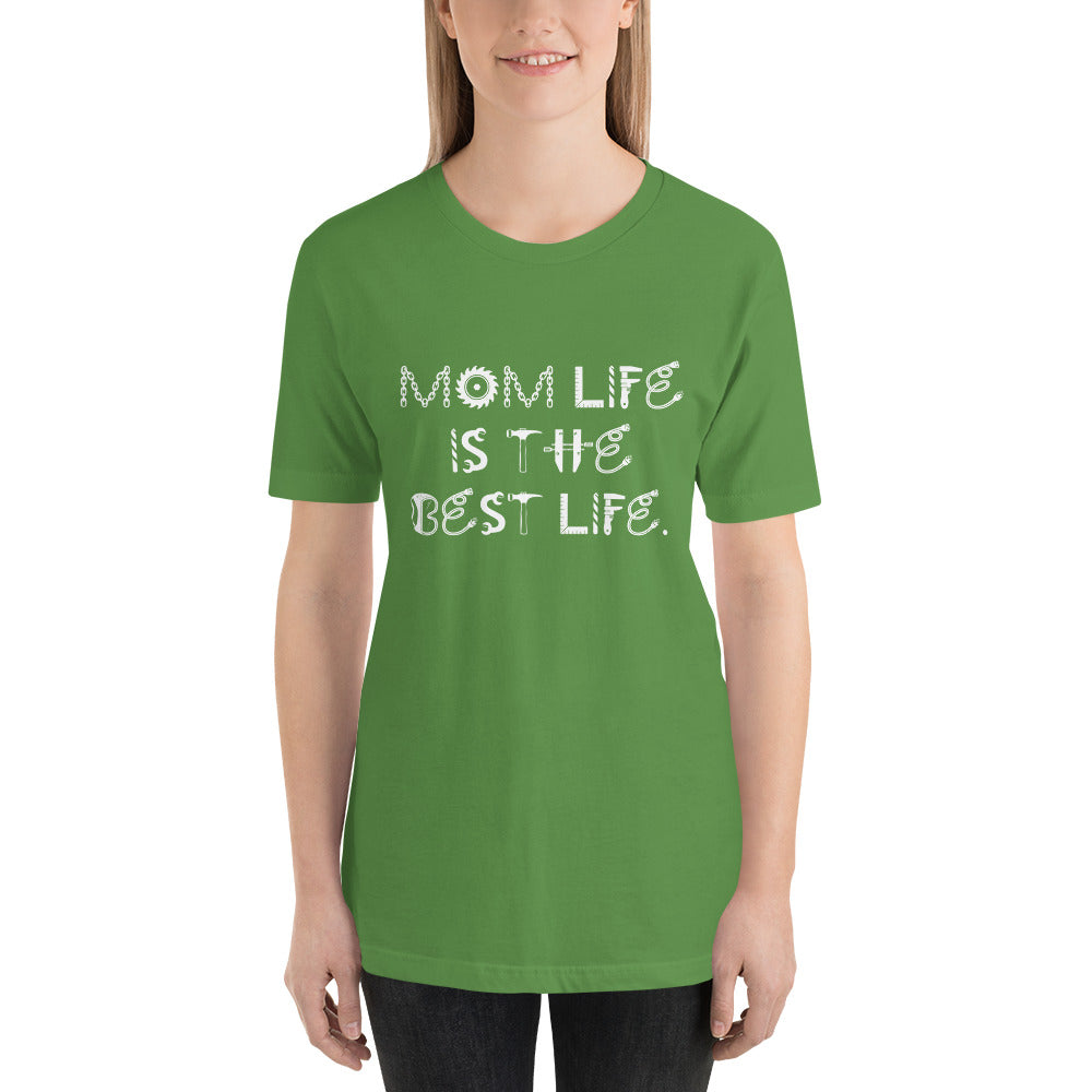 Mom Life Short-Sleeve Women T-Shirt