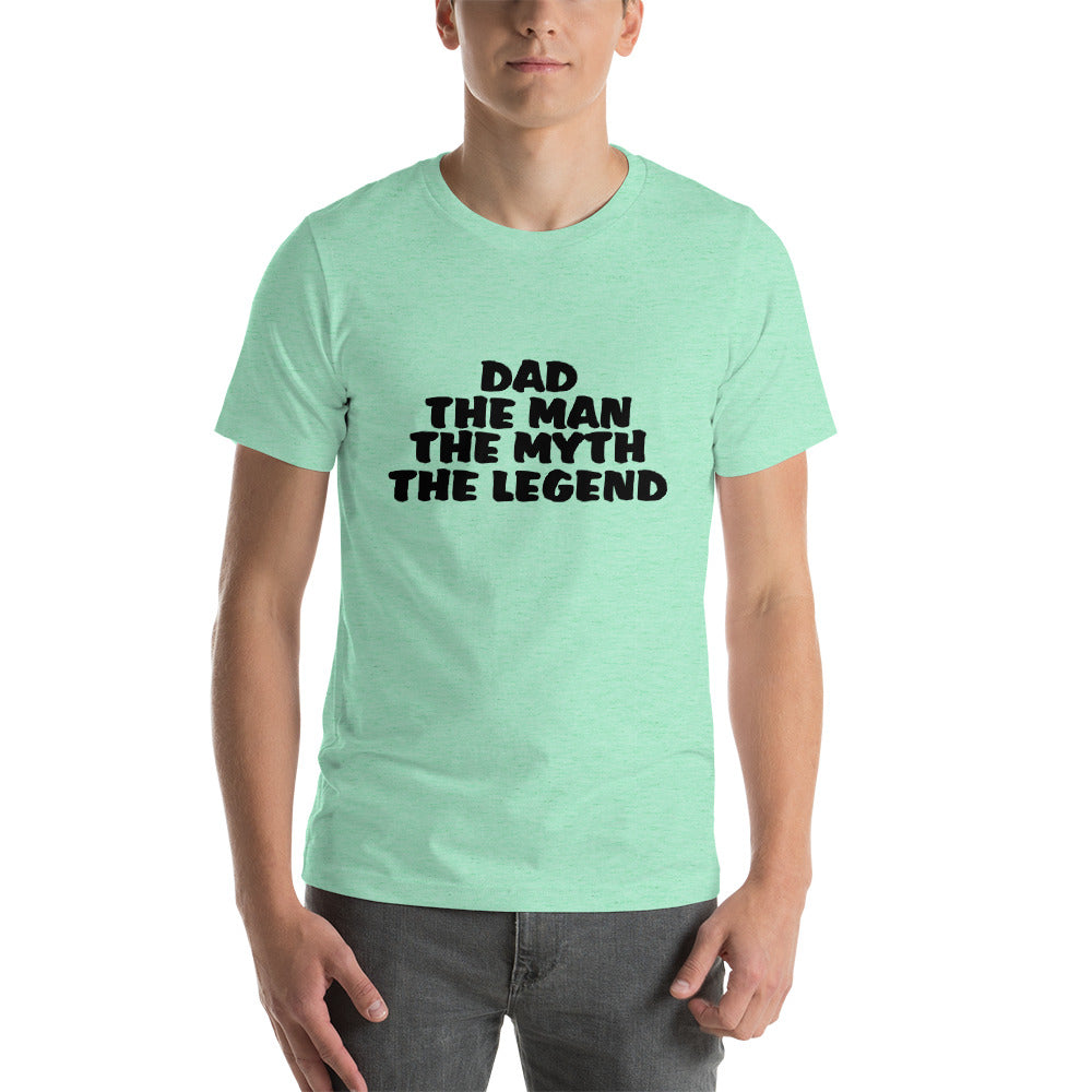 DAD Short-Sleeve Unisex T-Shirt