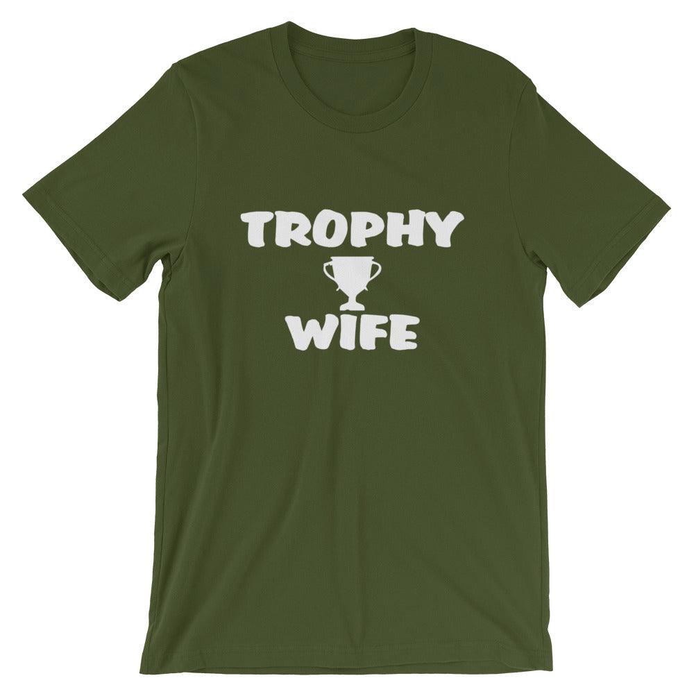 Trophy Wife Short-Sleeve Women T-Shirt