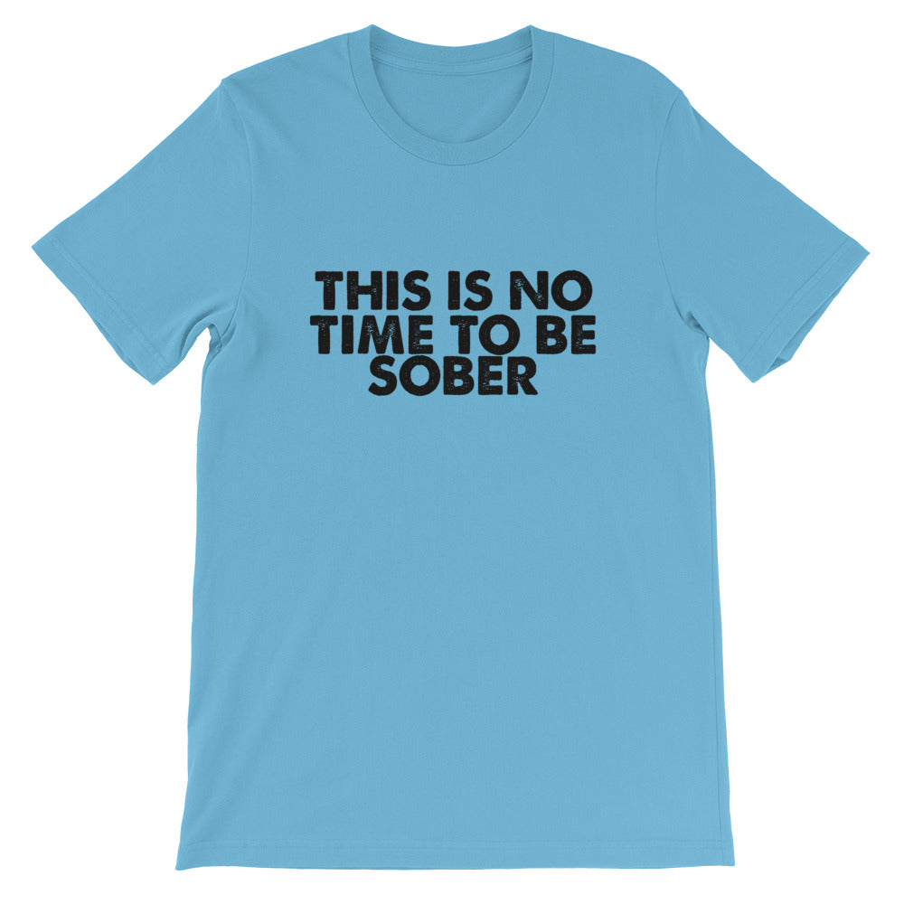 No Time Short-Sleeve Unisex T-Shirt