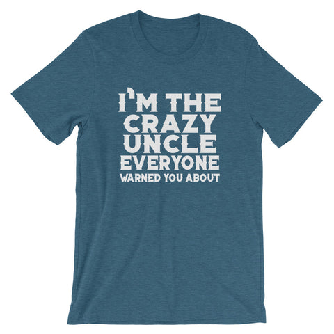 Image of Crazy Uncle Short-Sleeve Women T-Shirt