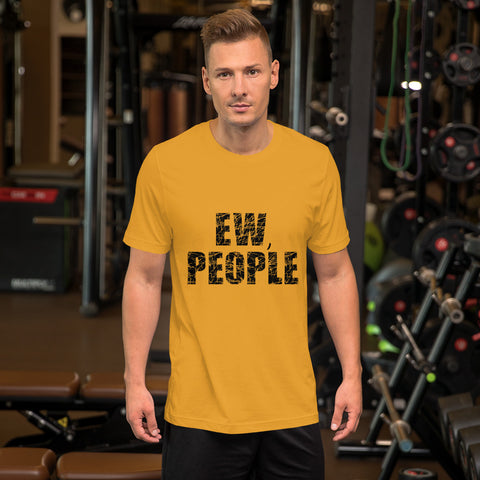 Image of Ew People Short-Sleeve Unisex T-Shirt