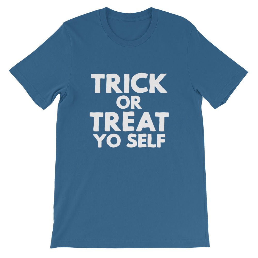 Treat Yourself Short-Sleeve Unisex T-Shirt