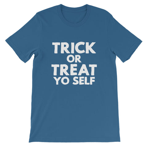 Image of Treat Yourself Short-Sleeve Unisex T-Shirt