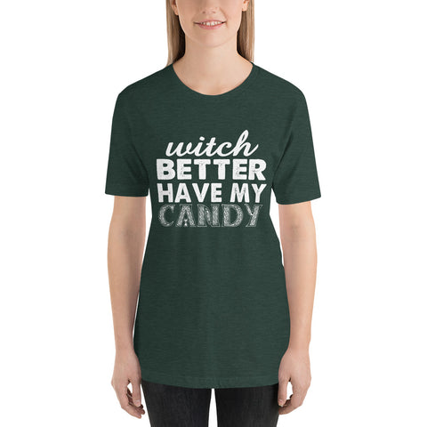 Image of Better Have My Candy Short-Sleeve Women T-Shirt