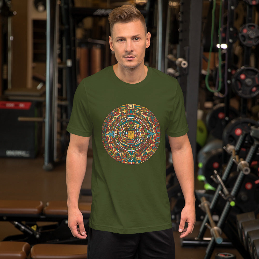 Mayan Short-Sleeve Unisex T-Shirt