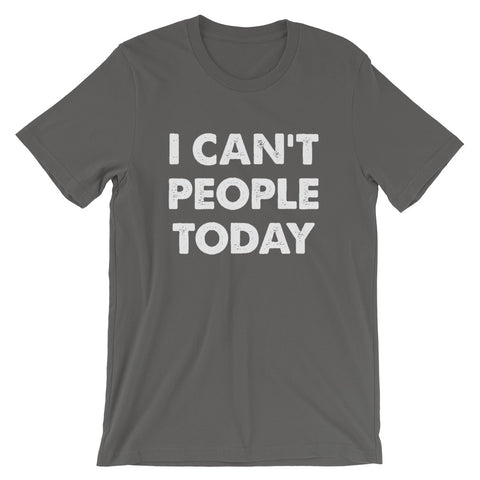 Image of People Today Short-Sleeve Unisex T-Shirt