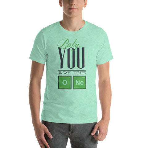 Image of You Are The One Short-Sleeve Unisex T-Shirt