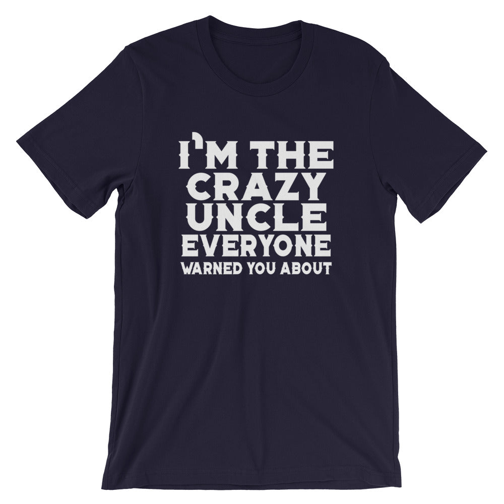 Crazy Uncle Short-Sleeve Women T-Shirt