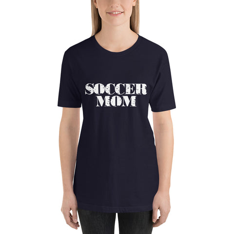 Image of Soccer Mom Short-Sleeve Women T-Shirt