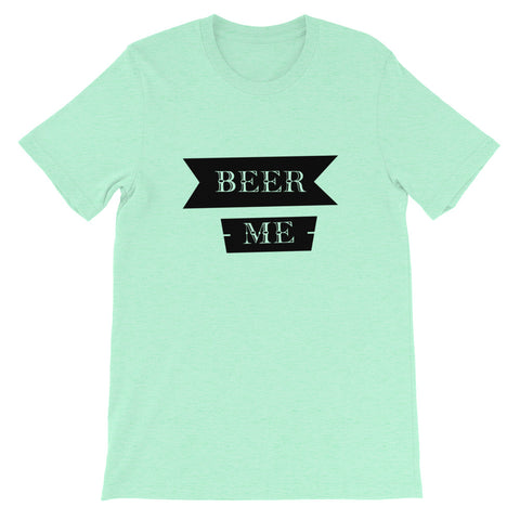 Image of Beer Me Short-Sleeve Unisex T-Shirt