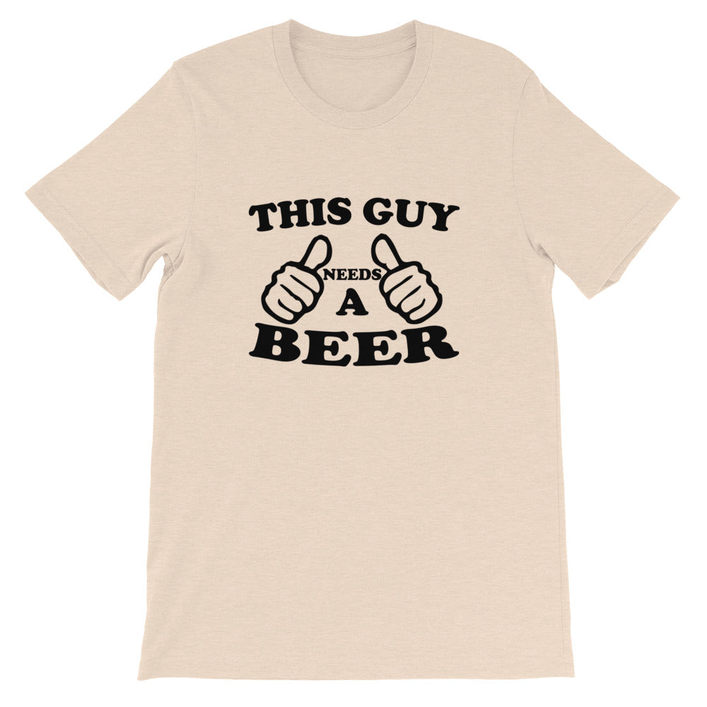 Need A Beer Short-Sleeve Women T-Shirt