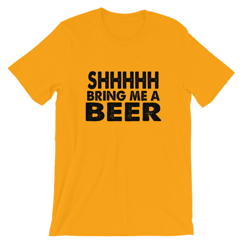 Bring Me A Beer Short-Sleeve Women T-Shirt