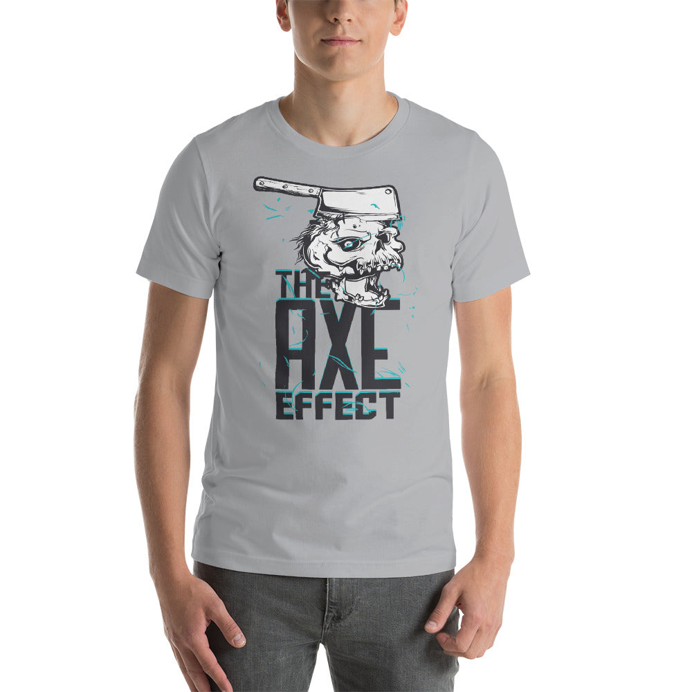 The Axe Effect Short-Sleeve Unisex T-Shirt