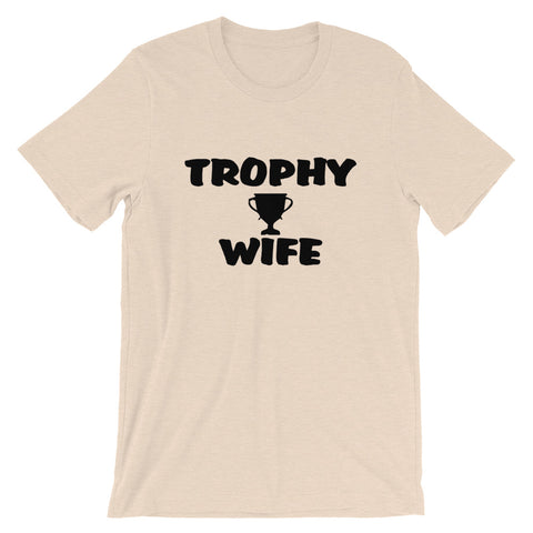 Image of Trophy Wife Short-Sleeve Women T-Shirt