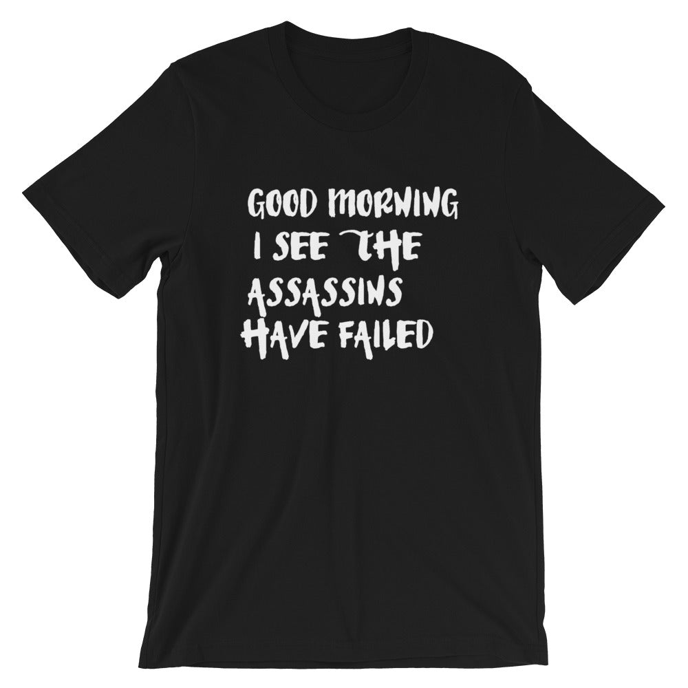 Failed Assassins Short-Sleeve Unisex T-Shirt