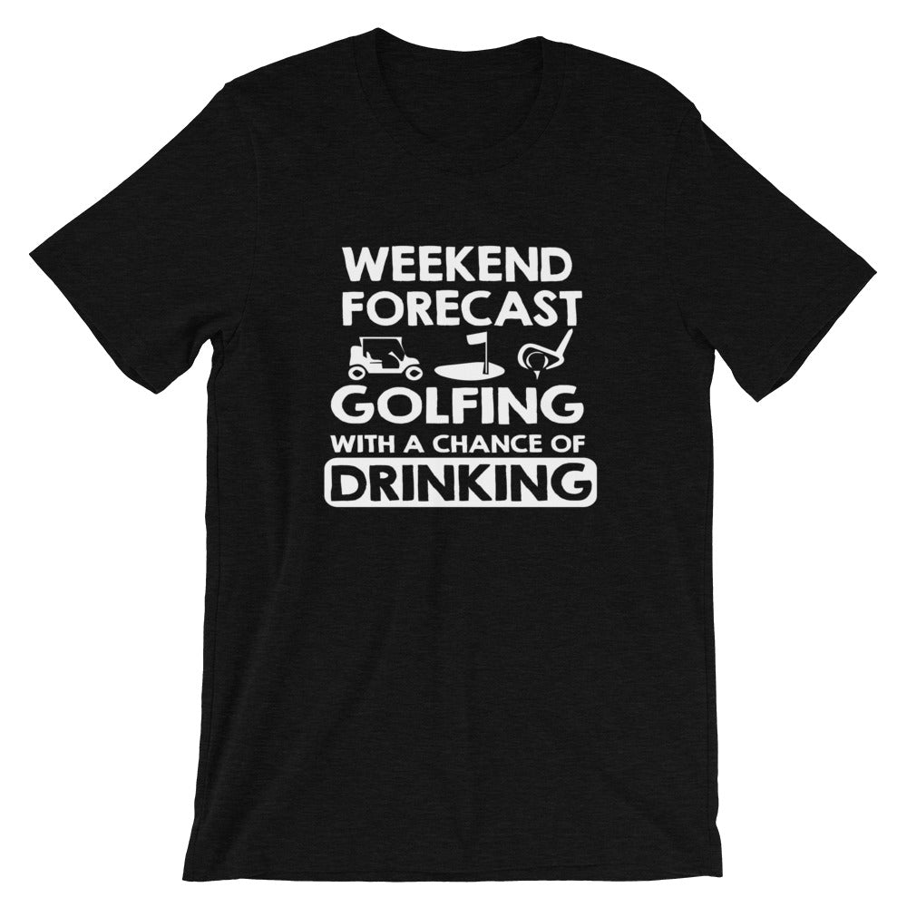 Weekend Forecast Short-Sleeve Women T-Shirt