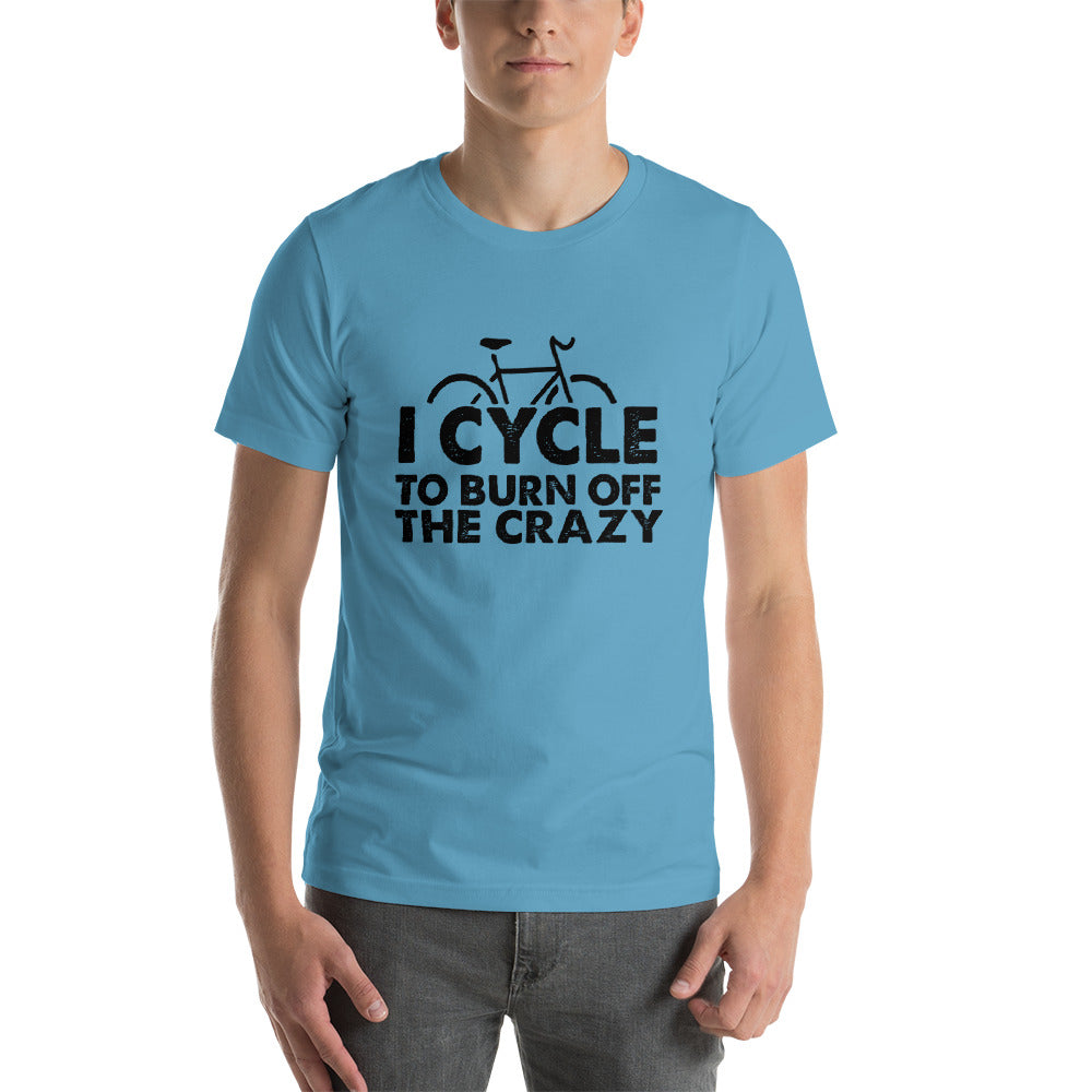 I Cycle Short-Sleeve Unisex T-Shirt