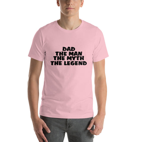 Image of DAD Short-Sleeve Unisex T-Shirt