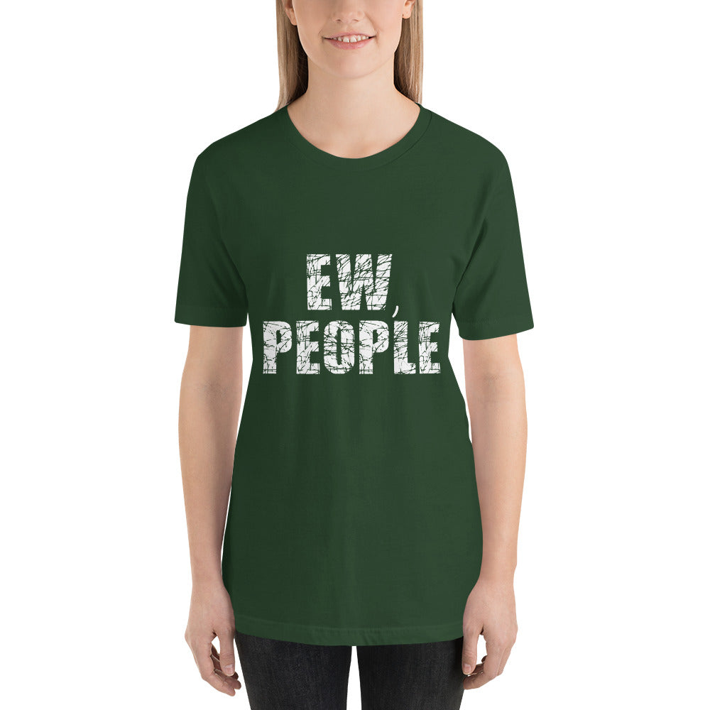 Ew People Short-Sleeve Women T-Shirt
