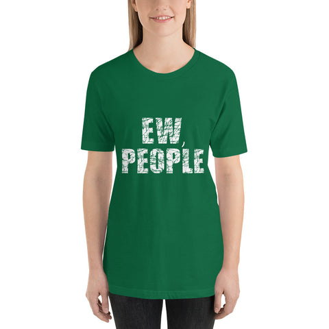Image of Ew People Short-Sleeve Women T-Shirt