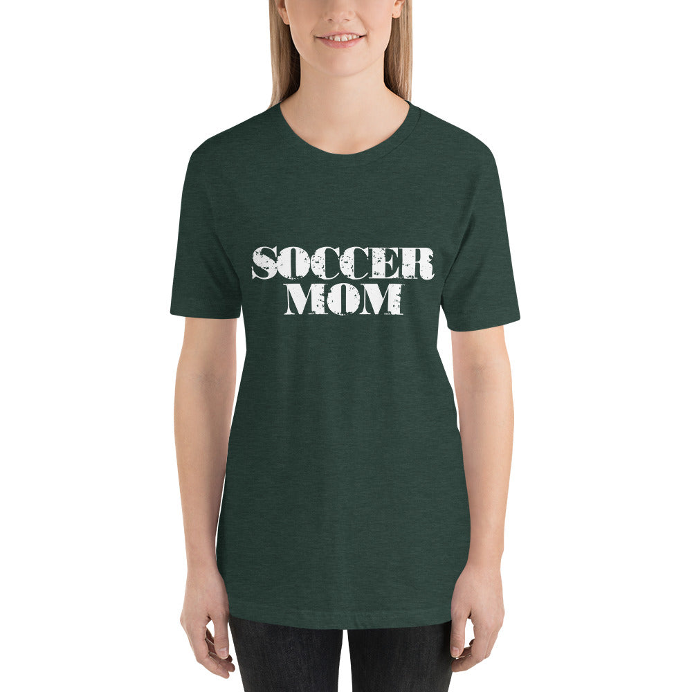 Soccer Mom Short-Sleeve Women T-Shirt