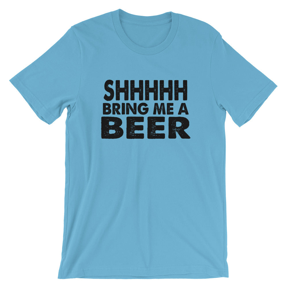 Bring Me A Beer Short-Sleeve Unisex T-Shirt