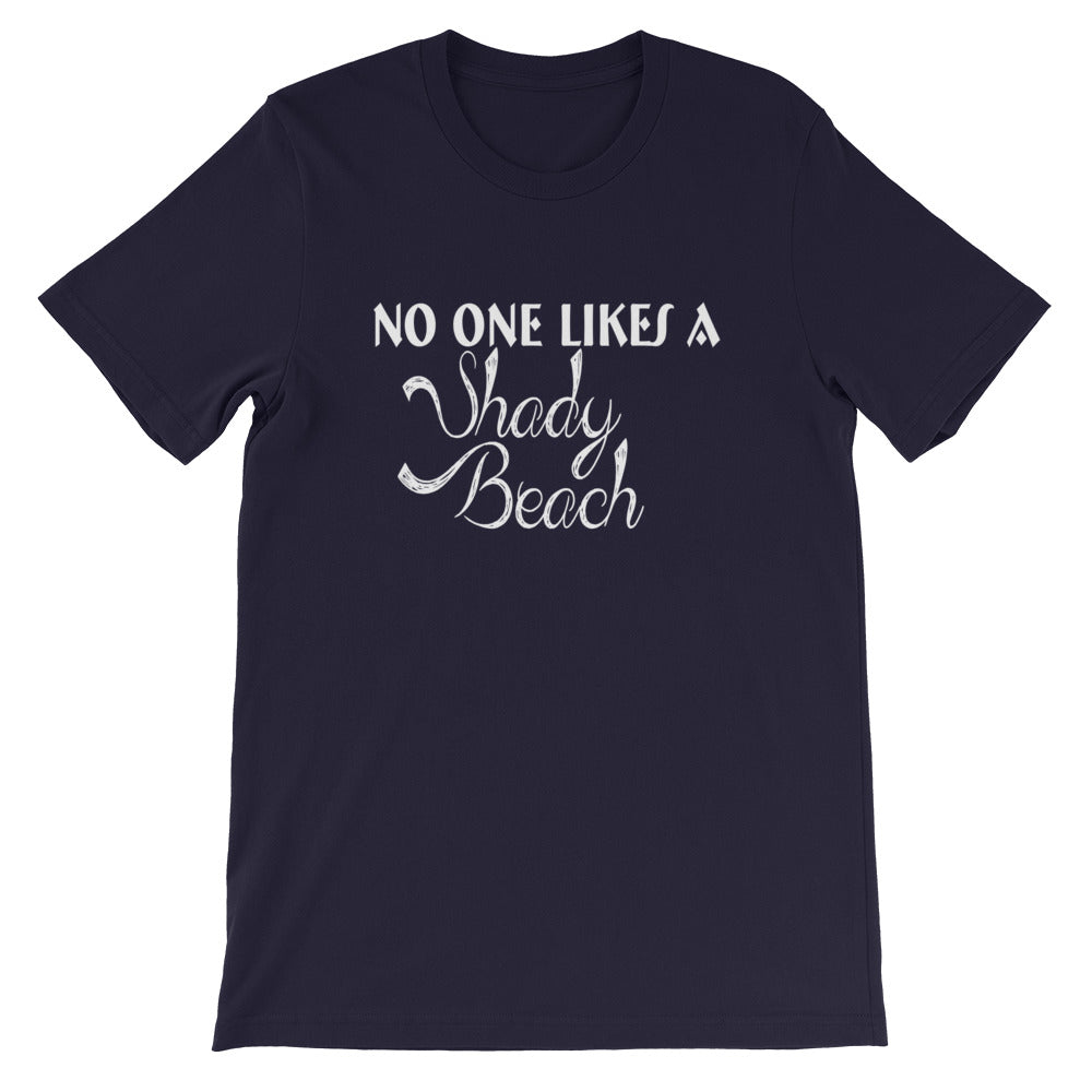 Shady Beach Short-Sleeve Unisex T-Shirt