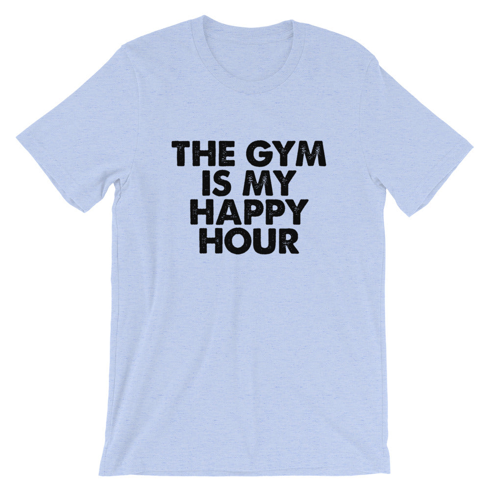 Gym Happy Hour Short-Sleeve Women T-Shirt