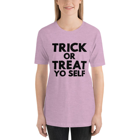 Image of Treat Yourself Short-Sleeve Women T-Shirt