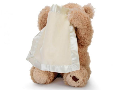 Image of BABY TEDDY - PEEK A BOO BEAR