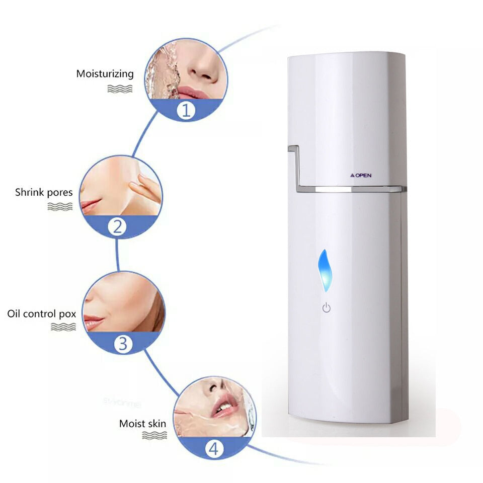 Nano Handy Facial Steamer