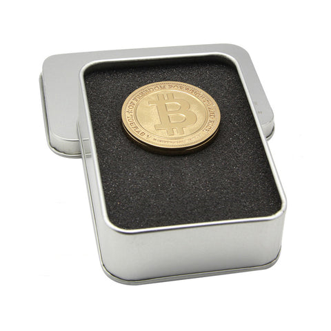Image of Rechargeable Flameless Bitcoin Electronic USB Lighter