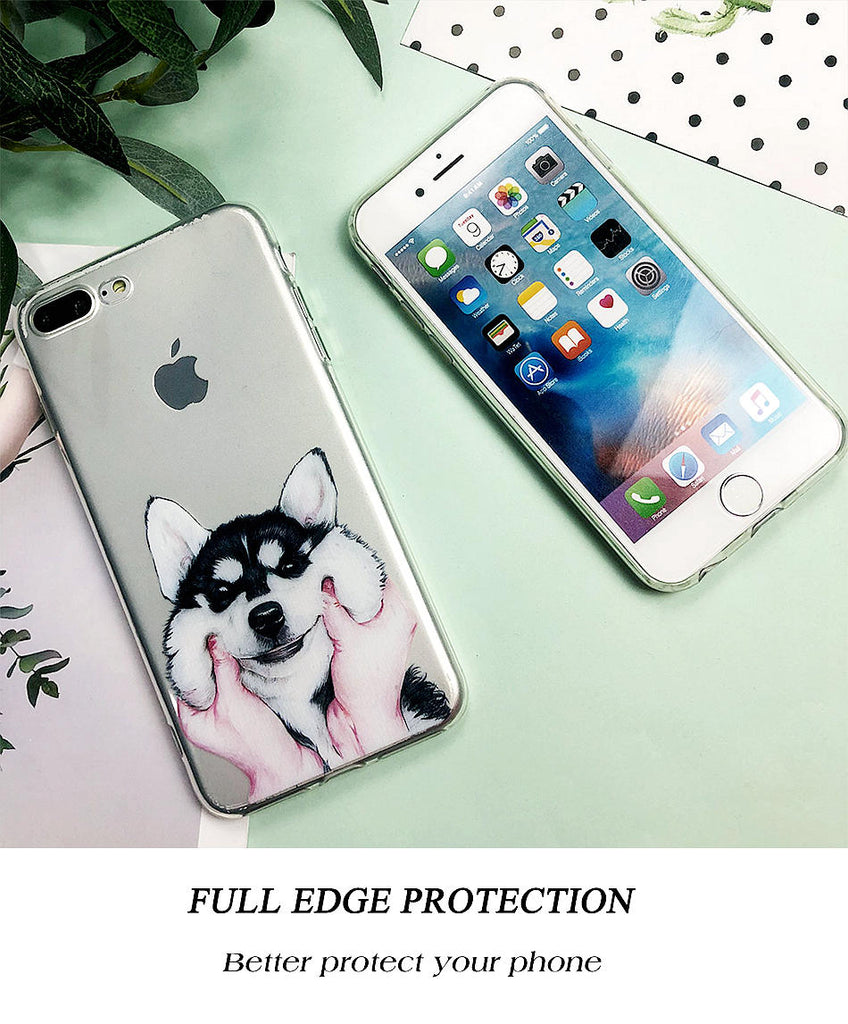 Cute Animal iPhone Case