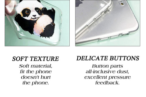 Image of Cute Animal iPhone Case
