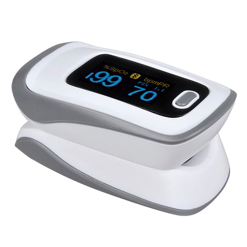 Image of Bluetooth Finger Pulse Oximeter