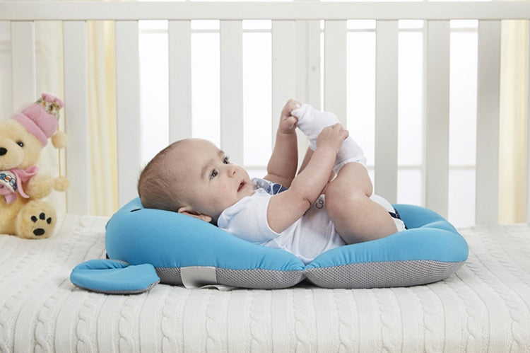 Anti-Slip Baby Bath Lounge