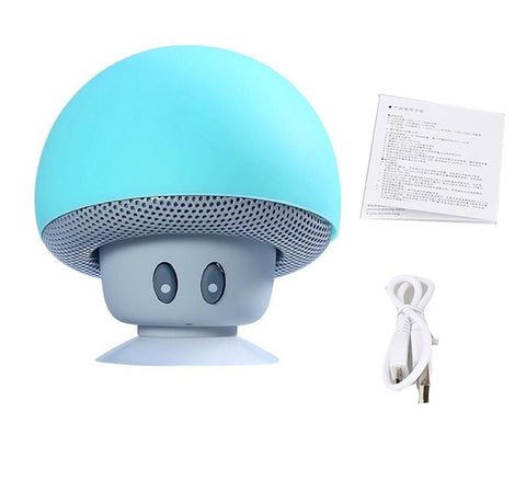 MARIO MUSHROOM WIRELESS BLUETOOTH SPEAKER