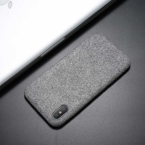 Image of Fabric Cloth iPhone Case