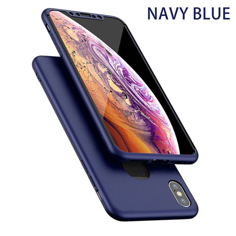 Triple Protection Hard PC Huawei Phone Case