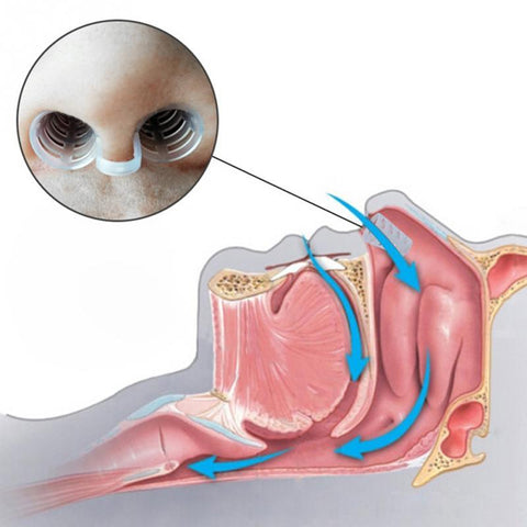 Image of Anti-snoring nose clip